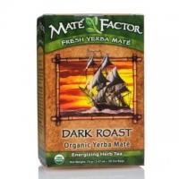 Mate Factor Organic Dark Roast Yerba Mate Tea Bags