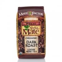 Mate Factor Loose Organic Dark Roast Yerba Mate